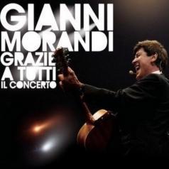 Gianni Morandi (Джанни Моранди): Grazie A Tutti Il Concerto