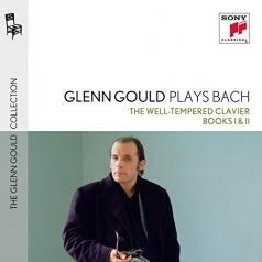 Glenn Gould (Гленн Гульд): The Well-Tempered Clavier Books I & Ii, Bwv 846-893