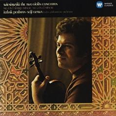 Itzhak Perlman (Ицхак Перлман): Violin Concertos 1 & 2 - Perlman, Ozawa/LPO