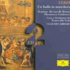 Claudio Abbado (Клаудио Аббадо): Verdi: Un Ballo In Maschera
