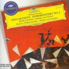 Herbert von Karajan (Герберт фон Караян): Strauss: Don Quixote