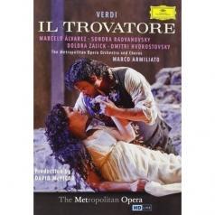 Metropolitan Opera Orchestra (Метрополитен Оперный Оркестр): Verdi: Il Trovatore