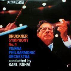 Karl Boehm (Карл Бём): Bruckner: Symphony No.4