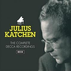 Julius Katchen (Джулиус Катчен): The Complete Decca Recordings