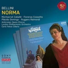 Montserrat Caballe (Монсеррат Кабалье): Norma