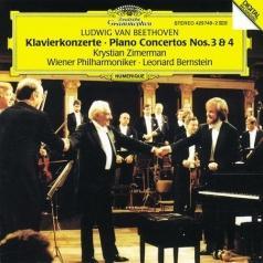 Krystian Zimerman (Кристиан Цимерман): Beethoven: Piano Concertos No.3 Op.37 & No.4 Op.58