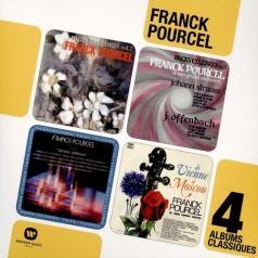 Franck Pourcel (Франк Пурсель): 4 Albums - Pages Celebres  N° 7-8-9-10