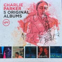 Charlie Parker (Чарли Паркер): Original Albums