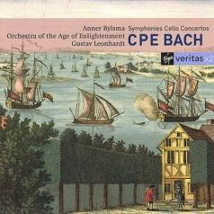 Gustav Leonhardt (Густав Леонхардт): Cello Consertos