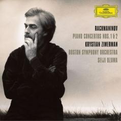 Krystian Zimerman (Кристиан Цимерман): Rachmaninov: Piano Concertos Nos. 1 & 2