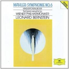 Leonard Bernstein (Леонард Бернстайн): Mahler: Symphony No.6