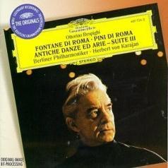 Herbert von Karajan (Герберт фон Караян): Respighi: Pini Di Roma