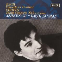 Vladimir Ashkenazy (Владимир Ашкенази): Chopin: Piano Concerto No.2/ Bach: Keyboard Concerto