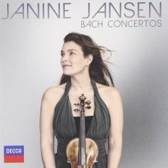 Janine Jansen (Янин Янсен): Bach Violin Concertos