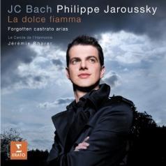 Philippe Jaroussky (Филипп Жарусски): La Dolce Fiamma: Forgotten Castrato Arias