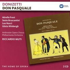 Riccardo Muti (Риккардо Мути): Don Pasquale