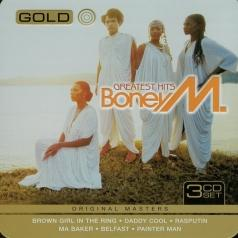 Boney M. (Бонни Эм): Gold - Greatest Hits