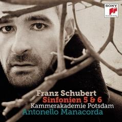 Kammerakademie Potsdam (Каммеракадемие Потсдам): Symphonies Nos. 5 & 6