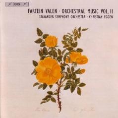 Fartein Valen (Фартейн Вален): La Isla De Las Calmas, Op.21; Ode Til Ensomheten Op.35; Kirkegarden Ved Havet; Symphony No. 4, Op.43; Piano Concerto, Op.44