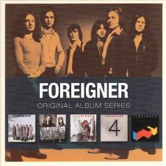 Foreigner (Форейне): Original Album Series