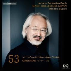 Masaaki Suzuki (Масааки Судзуки): Cantatas Vol. 53: BWV 9, 97 % 177