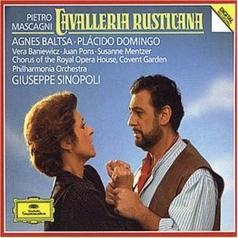 Placido Domingo (Пласидо Доминго): Mascagni: Cavalleria Rusticana