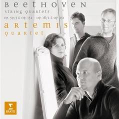 Artemis Quartet (Артемис Квартет): String Quartets Op.131 Op.18-2 Op.132