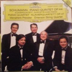 Emerson String Quartet (Эмирсон Стринг Квартет): Schumann: Piano Quintet, Op.22; Piano Quartet, Op.
