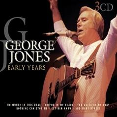 George Jones (Джордж Джонс): Early Years