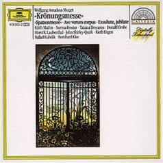 "Rafael Kubelik (Рафаэль Кубелик): Mozart: ""Coronation Mass""; ""Spatzenmesse""; Ave ver"