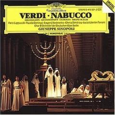 Giuseppe Sinopoli (Джузеппе Синополи): Verdi: Nabucco - Highlights