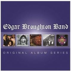 Edgar Broughton Band (Эдгароми СтивомБроутонами): Original Album Series