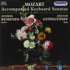 Gyongyossy Zoltan (Гёнгёсси Золтан): Accompanied Keyboard Sonatas Kv.10-1