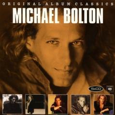 Michael Bolton (Майкл Болтон): Original Album Classics