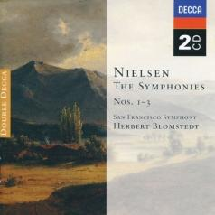 Herbert Blomstedt (Герберт Блумстедт): Nielsen:The Symphonies Nos. 1-3