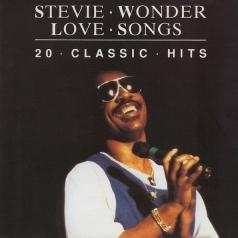Stevie Wonder (Стиви Уандер): Love Songs 20 Classic Hits