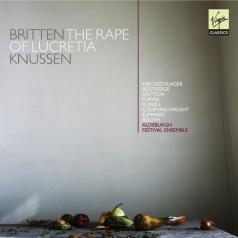 Ian Bostridge (Иэн Бостридж): The Rape Of Lucretia