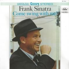 Frank Sinatra (Фрэнк Синатра): Come Swing With Me!