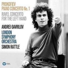 Andrei Gavrilov (Андрей Гаврилов): Piano Concertos