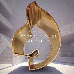 Spandau Ballet (Спандау Баллет): The Story – The Very Best Of