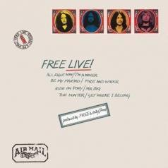 Free (Фри): Free Live!