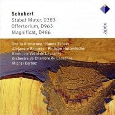 Ensemble Vocal de Lausanne (Ансамбль Вокал де Люсан): Stabat Mater, Offertorium & Magnificat