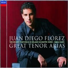 Juan Diego Florez (Хуан Диего Флорес): Great Tenor Arias