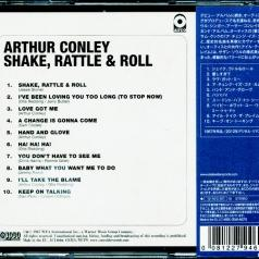 Arthur Conley (Артур Конли): Shake, Rattle & Roll