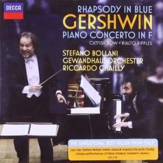 Riccardo Chailly (Рикардо Шайи): Gershwin: Rhapsody In Blue; Porgy & Bess