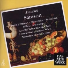 Nikolaus Harnoncourt (Николаус Арнонкур): Samson
