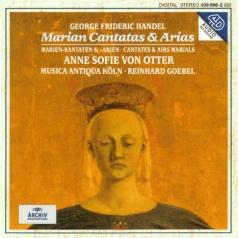 Anne Sofie Von Otter (Анне Софи фон Оттер): Handel: Marian Cantatas And Arias