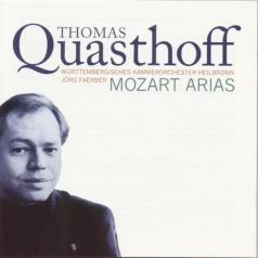 Thomas Quasthoff (Томас Квастхофф): Mozart Arias