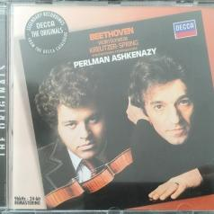 Itzhak Perlman (Ицхак Перлман): Beethoven: Violin Sonatas