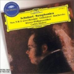 "Carlos Kleiber (Карлос Клайбер): Schubert: Symphonies Nos.3 & 8 ""Unfinished"""